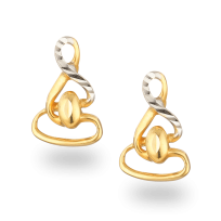 23443 - 22ct Gold Earrings