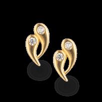 28531 - 22 Carat Gold Stud Earring