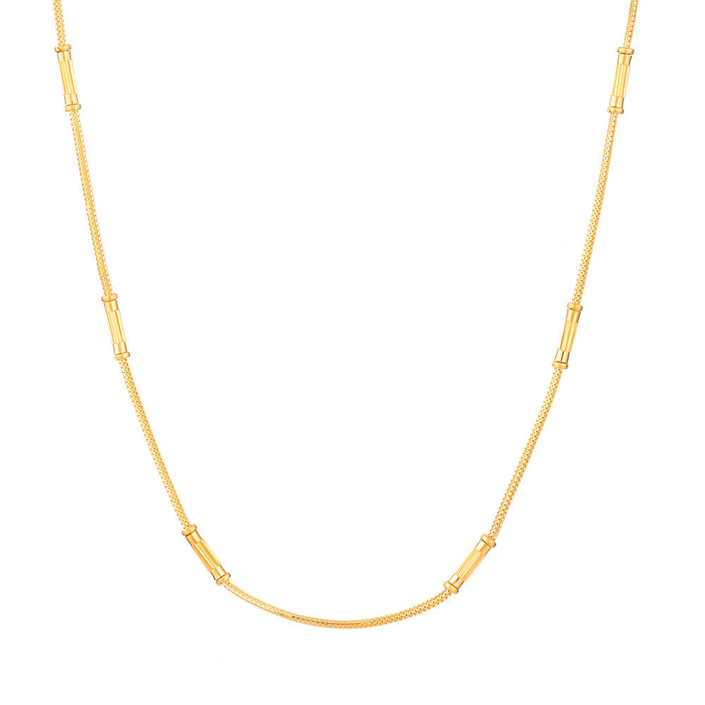 22 Kt Yellow Gold Choker chainWt 8.5 gLength : 18 InchesSKU. 31131All prices include VAT22ct GoldHallmarked by London Assay OfficeComes With Presentation BoxDelivery IncludedLive chat with us for availability and more images of similar designs currently in stock