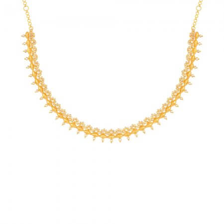 22ct Bridal Gold Necklace
