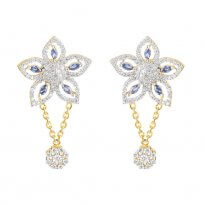 32721 - 22 Carat Gold Earrings UK