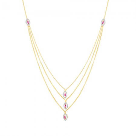 22 Carat Gold Choker Necklace