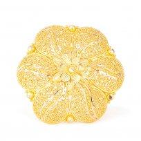 32370 - 22ct Yellow Gold Ring