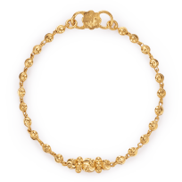 32068 - 22ct Gold Baby Bracelet