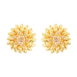 Diya Collection 22ct Gold Earring