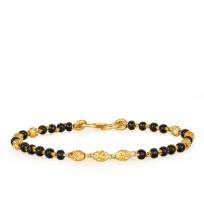 31016 - 22ct Indian Gold Baby Bracelet