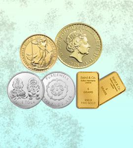 Bars & Coins