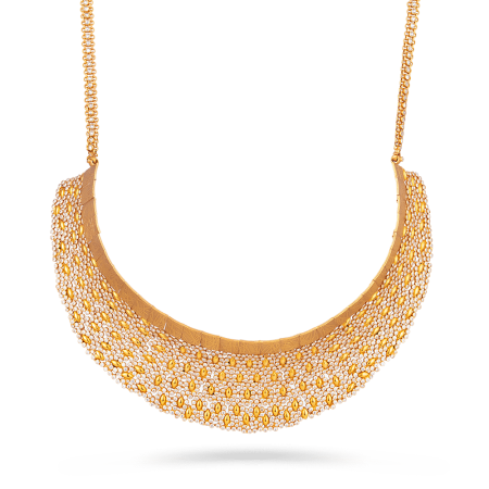 Anusha 22ct Gold Polki Bridal Necklace