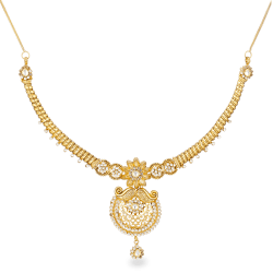 22ct Gold Armari Necklace