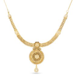 22 Carat Antique Gold NecklaceWt. 30.7gSKU. 30508All prices include VAT22ct GoldHallmarked by London Assay OfficeComes With Presentation BoxDelivery IncludedLive chat with us for availability and more images of similar designs currently in stock