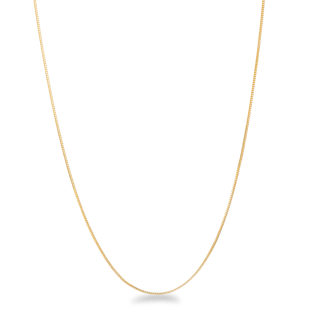 22ct Gold Foxtail ChainWt. 5.5 gLength.  16? inchesSKU. 27517All prices include VATAll our products are hallmarked by London Assay OfficeComes With Presentation BoxDelivery IncludedLive chat with us for availability and more images of similar designs currently in stock