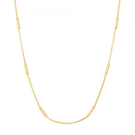 22ct Yellow Gold Choker chain
