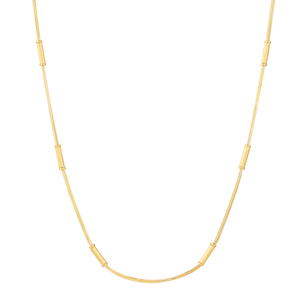 22ct Yellow Gold Choker chainWt 9.6 gLength : 22 InchesSKU. 31136All prices include VAT22ct GoldHallmarked by London Assay OfficeComes With Presentation BoxDelivery IncludedLive chat with us for availability and more images of similar designs currently in stock
