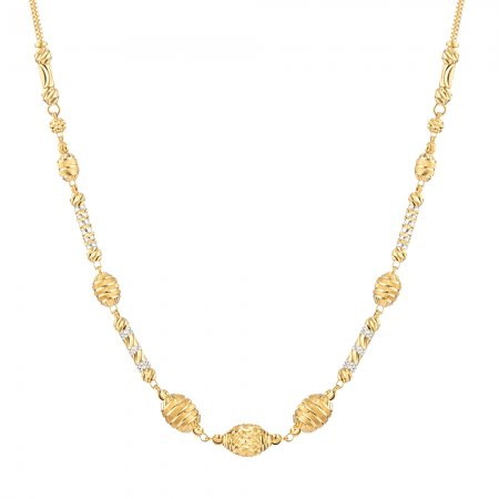 Gold Choker NecklaceIdeal choice for daily wear.in 22ct yellow goldLength. 18 InchesWt. 12.1 gSKU. 31962All prices include VATAll our products are hallmarked by London Assay OfficeAll Sets Comes With Presentation BoxDelivery IncludedContact us to see the entire range of Choker Necklace in store.