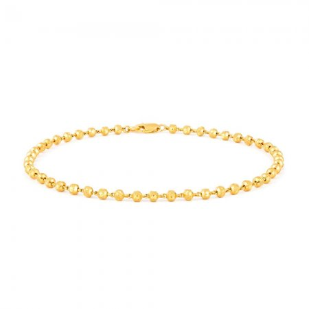 22 Carat Gold Anklet