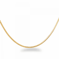 22ct Gold Chain 18 Inches Box CHBX071