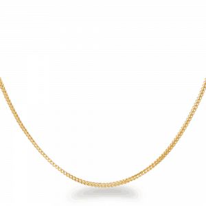 22ct Gold Chain Foxtail CHFX046