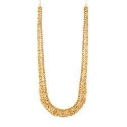 22 Carat Gold Bridal Antique Necklace