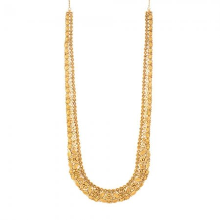 22 Carat Gold Bridal Antique Necklace