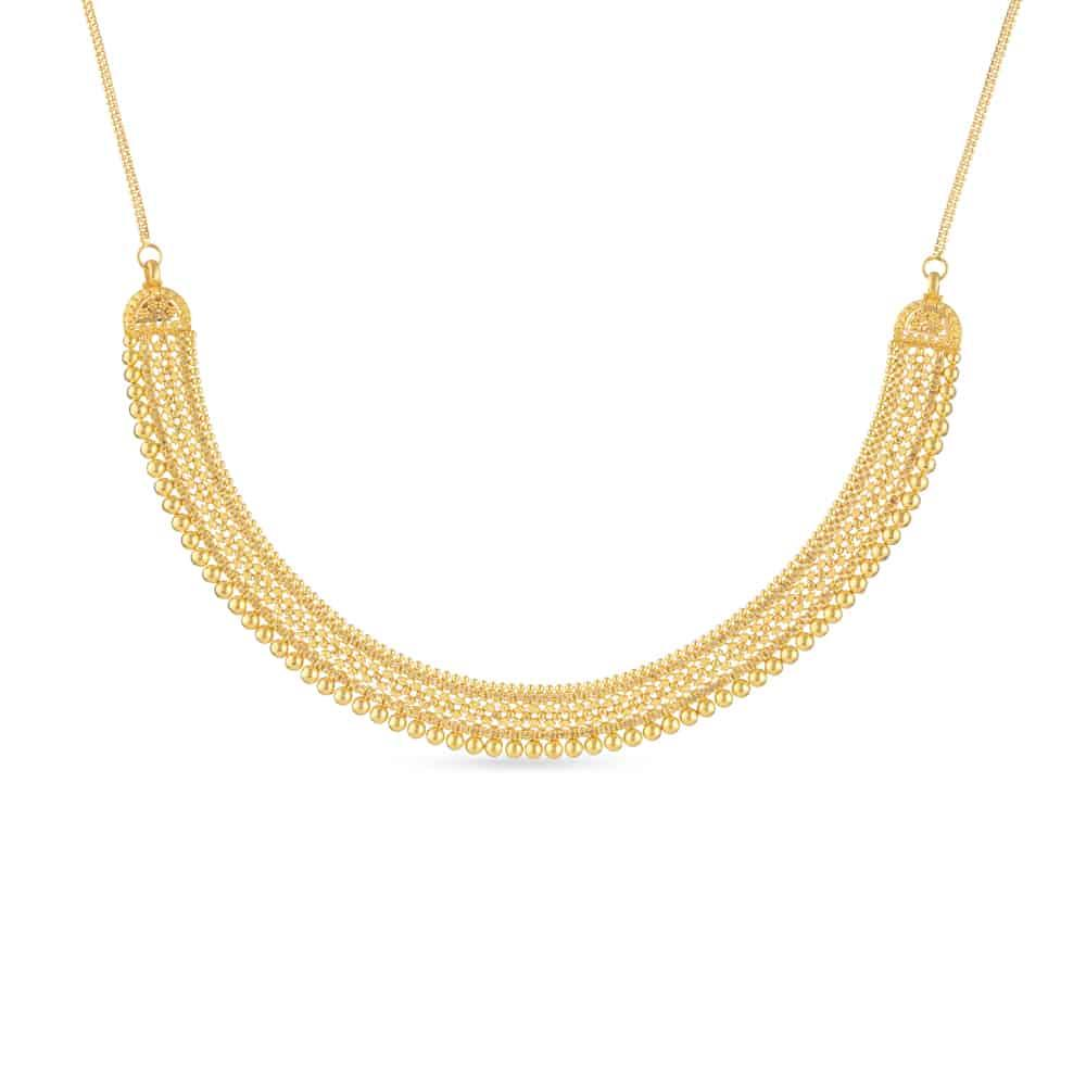 22 Ct Gold Wide Jali Choker NecklaceWt : 33.4 gSKU. 30801All prices include VATAll our products are hallmarked by London Assay OfficeAll Sets comes with presentation BoxDelivery IncludedLive chat with us for availability and more images of similar designs currently in stock
