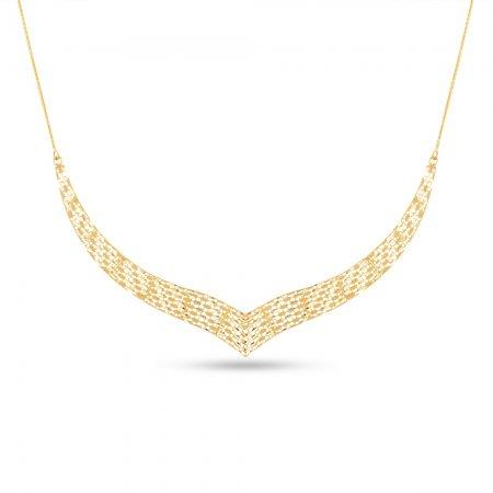 22ct Gold Necklace 15.6 gm