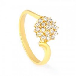 22ct Gold Ladies Ring Uncut Polki DiamondsUncut Polki Diamond wt. 0.32 caratsWeight of the Ring in 22ct gold is 2.6 grms.Ring Size : k 1/2SKU. 3266822ct GoldHallmarked by London Assay OfficeComes With Presentation BoxDelivery IncludedAll prices include VATLive chat with us for availability and more images of similar designs currently in stock