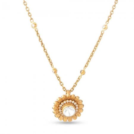 Anusha Collection 22ct Gold Pendant 3.8gm