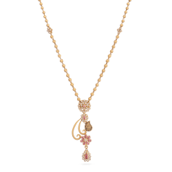 22ct Gold Bridal NecklaceGold Ball Necklace with Polki stonesWt. 13.1 gSKU. 28844Hallmarked by London Assay OfficeAll Sets Comes With Presentation BoxDelivery IncludedAll prices include VATLive chat with us for availability and more images of similar designs currently in stock