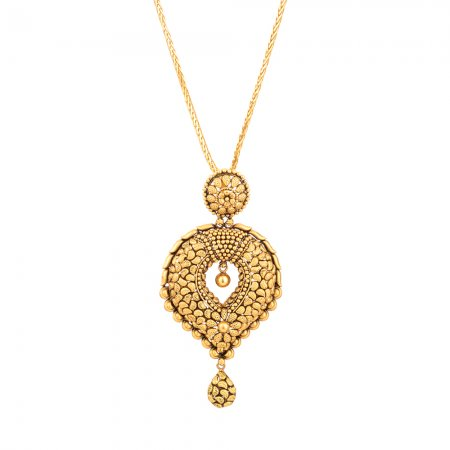 Rosettes Collection 22ct Gold Pendant 15.5gm