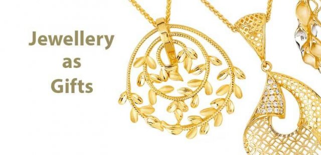 Jewellery and Pure Gold Bullion As Gift Products