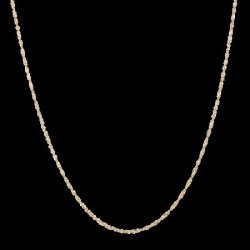 22ct Gold Light Ripple Chain CHRI250