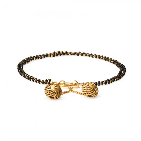 22ct Gold Ladies Bracelet 5.5gm