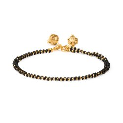 22ct Gold Ladies Bracelet 4.4gm