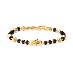 22ct Gold Baby Bracelet 2.9 gm