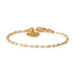 22ct Gold Baby Bracelet 3.1 gm