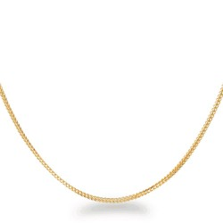22ct Foxtail Chain