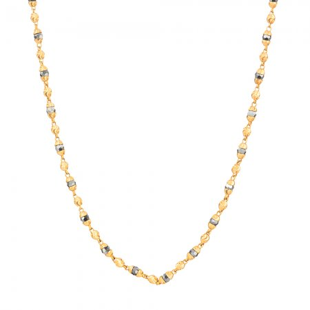 22ct Gold Mala 13.2gm