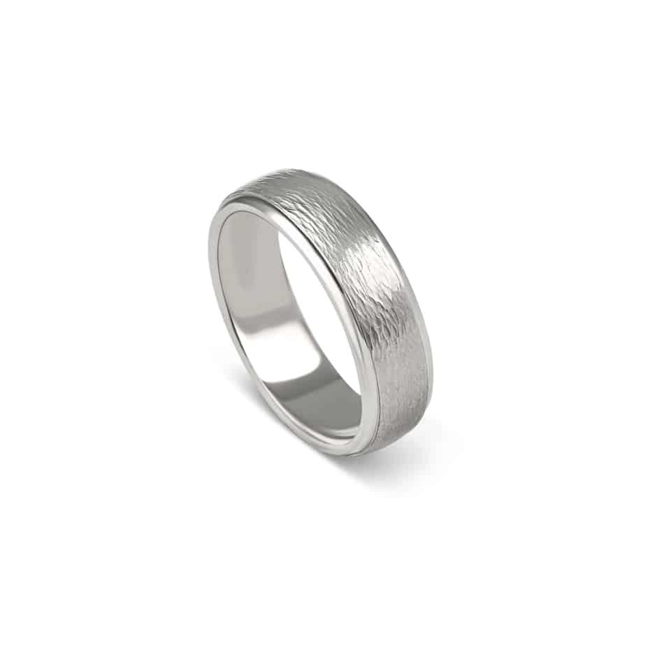 Authorised stockist of Christian Bauer rings in LondonMen's wedding ring – 274460Metal: PalladiumWidth: 6.5 mm*Open Live Chat to order.