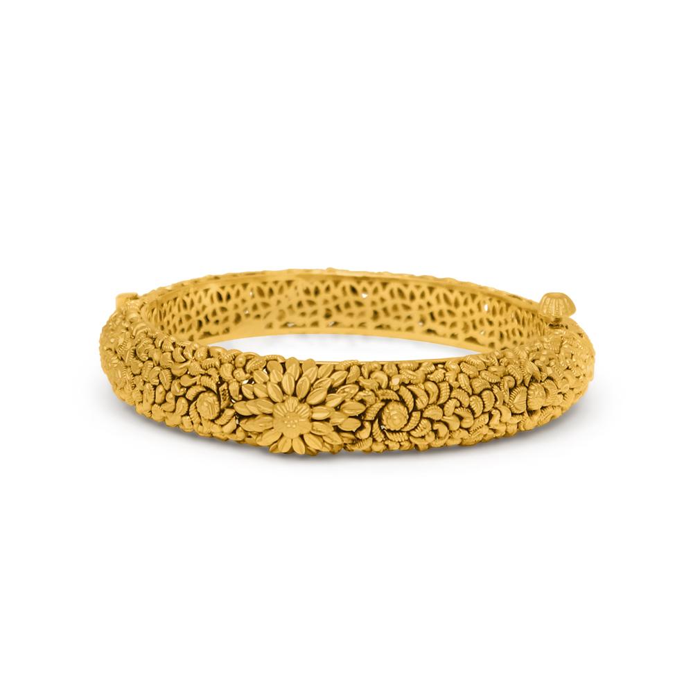 22ct Gold Kada 31955_1