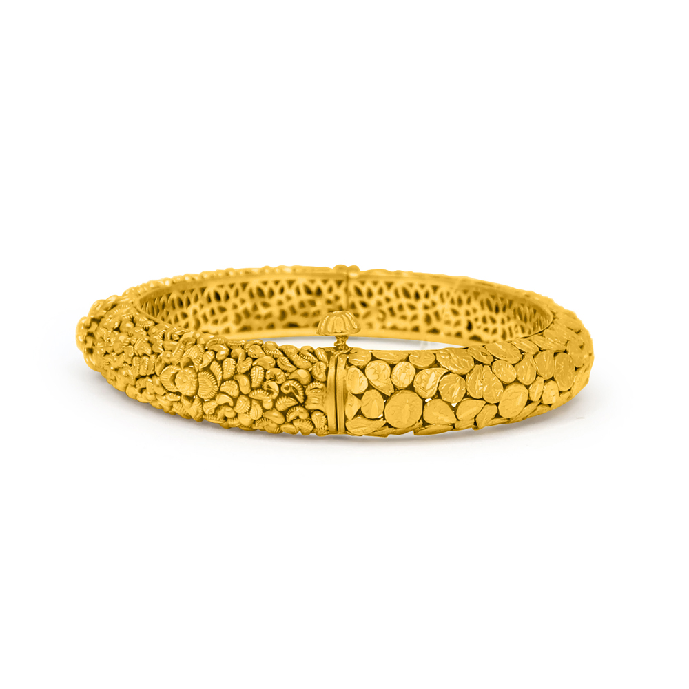 22ct Gold Kada 31955_2