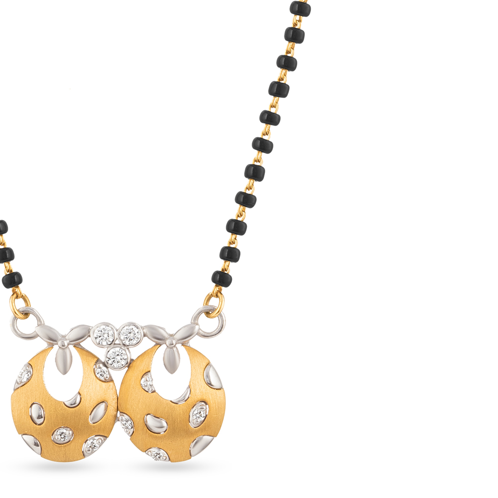 22 Carat Indian Gold MangalsutraLength of the chain 17 InchesWt : 8.4 gSKu 30517All prices include VAT22ct GoldHallmarked by London Assay OfficeComes With Presentation BoxDelivery IncludedLive chat with us for availability and more images of similar designs currently in stock