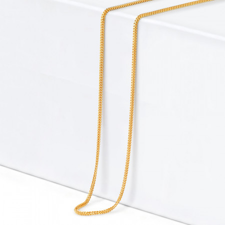 22ct Gold Foxtail Chain 31811-1