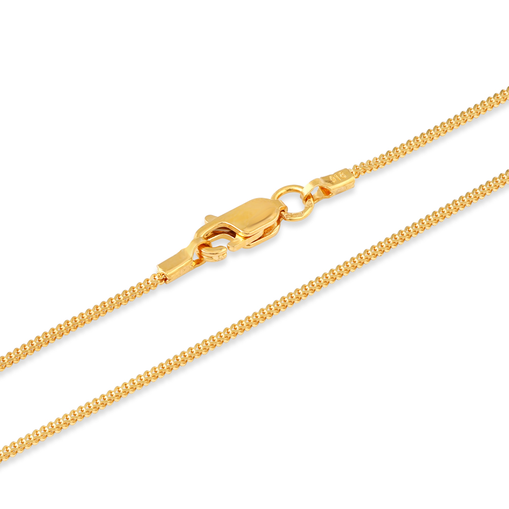 22ct Gold Foxtail Chain 31811-2
