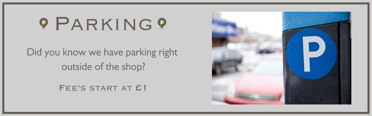 Near Store Pay & Parking Avaliable