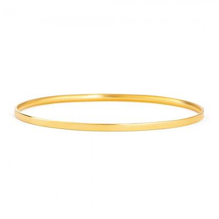 22ct Gold Bangle 8.7 gm