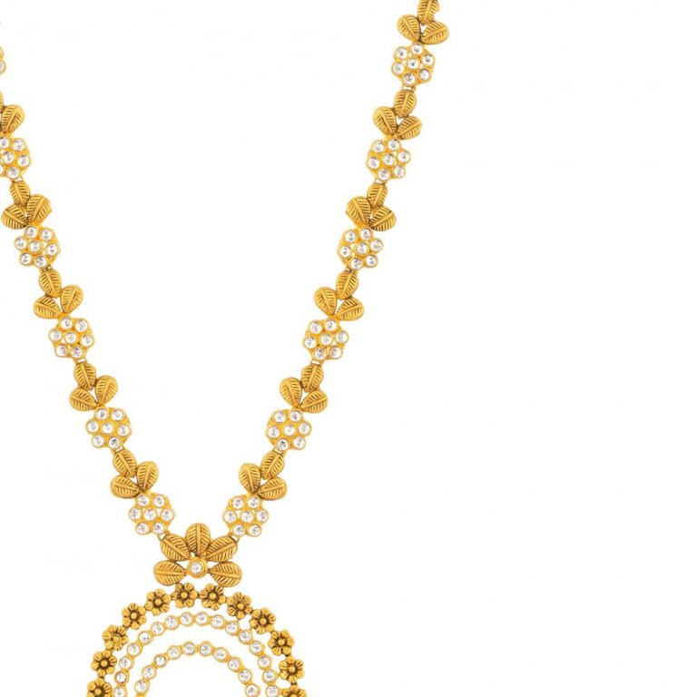 22ct Anusha Necklace/23.9gm