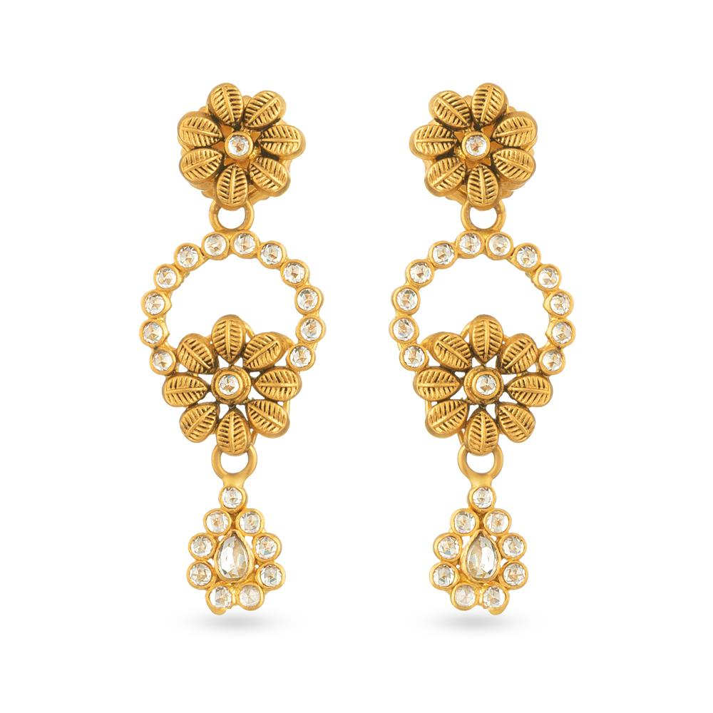 22ct Anusha Earring/7gm