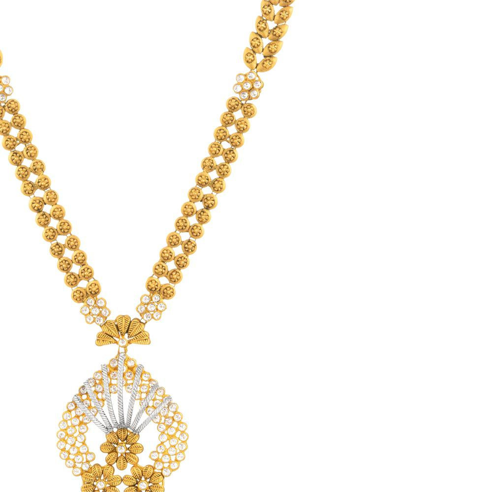 22ct Anusha Necklace/20.9gm