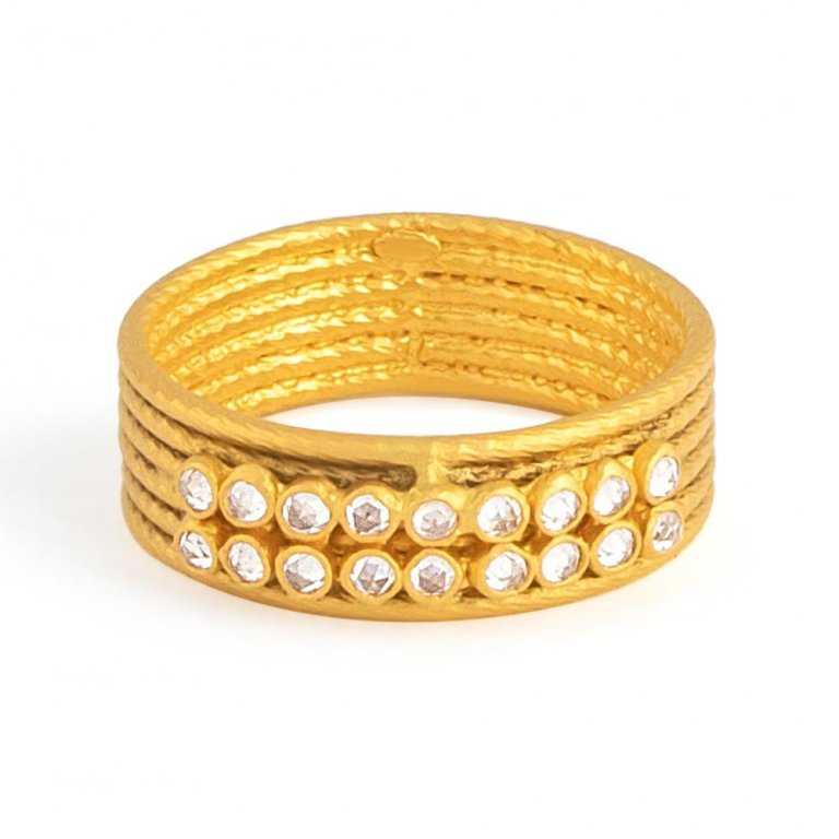 22ct Gold Ring 6gm