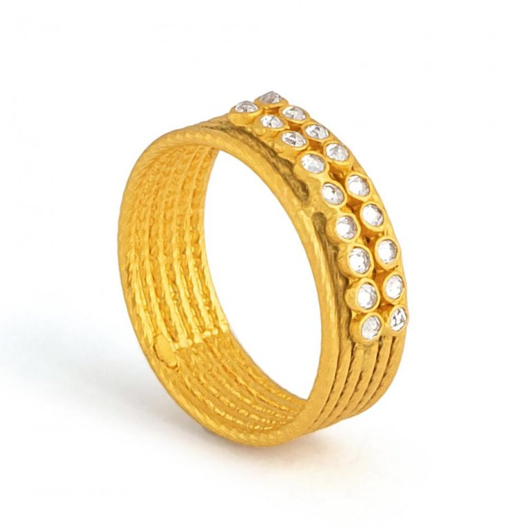 22ct Anusha Ring/6gm
